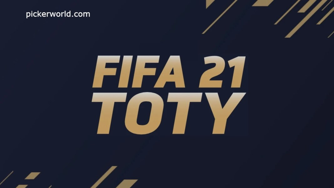 The FUT 21 TOTY Has Revealed!