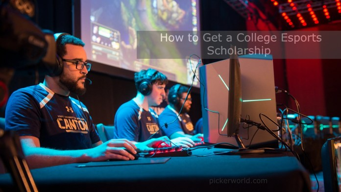 How to Get a College Esports Scholarship