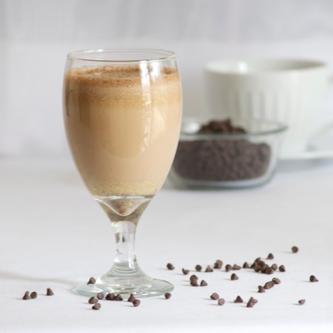 Chocolate Java Protein Shake