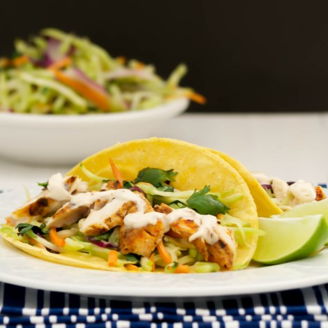 Grilled Mahi Mahi Tacos | Pick Fresh Foods