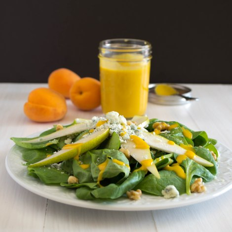 Golden Apricot Dressing