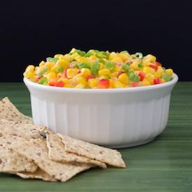 Cajun Corn Dip