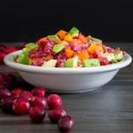 Cranberry Avocado Salsa | Pick Fresh Foods
