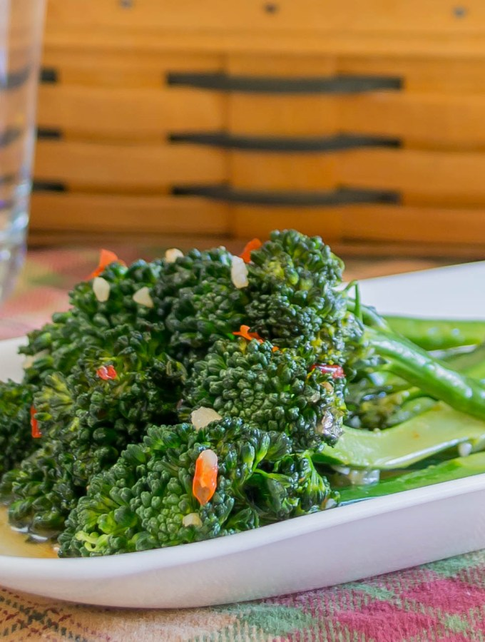 Sweet Chili Broccolini
