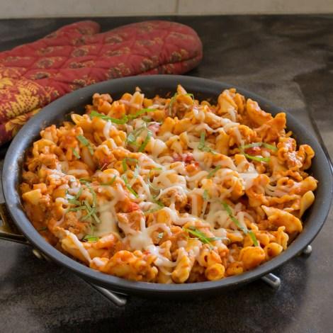 Creamy Skillet Lasagna | Pick Fresh Foods