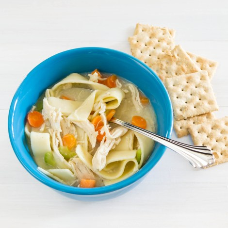 Homemade Chicken Noodle Soup | Pick Fresh Foods