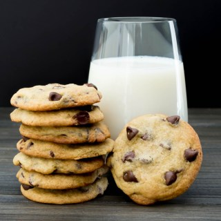 Brown Butter Chocolate Chip Cookies | Pick Fresh Foods