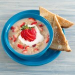 Strawberries N' Cream Oatmeal | Pick Fresh Foods