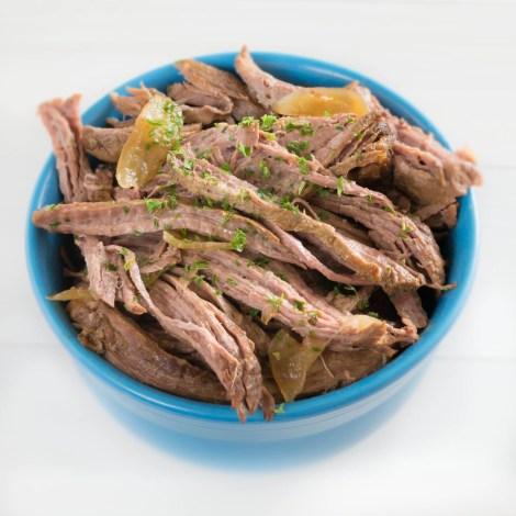 Crock Pot Shredded Beef | Pick Fresh Foods