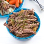 Crock Pot Shredded Beef | Pick Fresh Foods