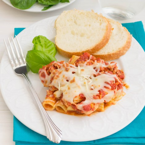 Baked Rigatoni | Pick Fresh Foods