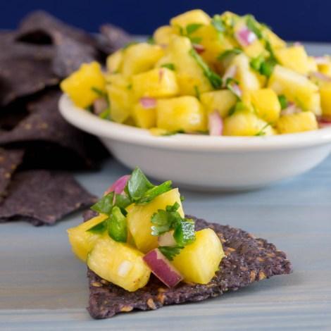 Pineapple Salsa | Pick Fresh Foods-5