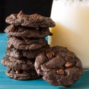 Dark Chocolate Chocolate Chip Cookies | Pick Fresh Foods-13