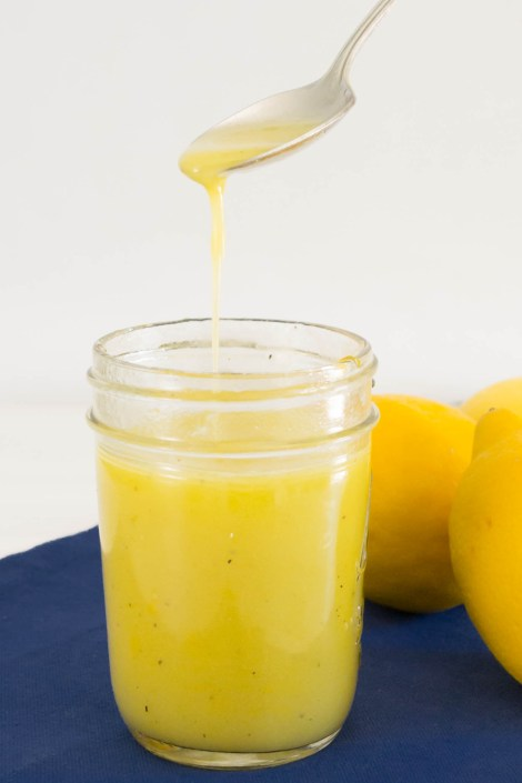 Lemon Vinaigrette | Pick Fresh Foods