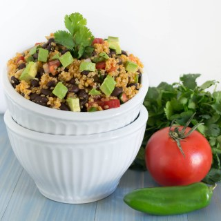Mexican Quinoa Bowl | Pick Fresh Foods