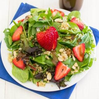 Strawberry Quinoa Salad | Pick Fresh Foods