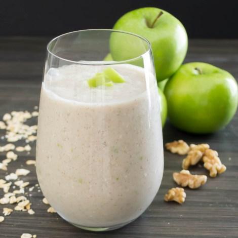 Apple Walnut Smoothie | Pick Fresh Foods