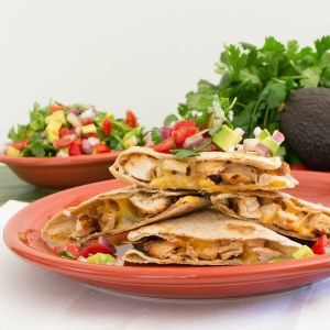 Grilled Honey Lime Chicken Quesadillas | Pick Fresh Foods-6