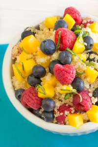 Quinoa Fruit Salad | Pick Fresh Foods