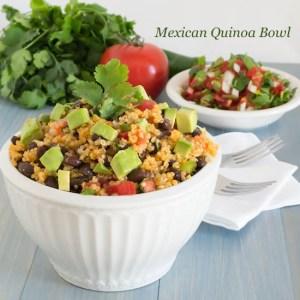 Mexican Quinoa Bowl | Pick Fresh Foods