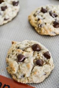 Oatmeal Chocolate Chip Cookies-5