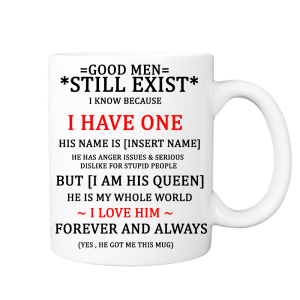 Special Valentine's Day Gift Idea for Boyfriend Mug