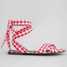 New Look Gingham Shoes