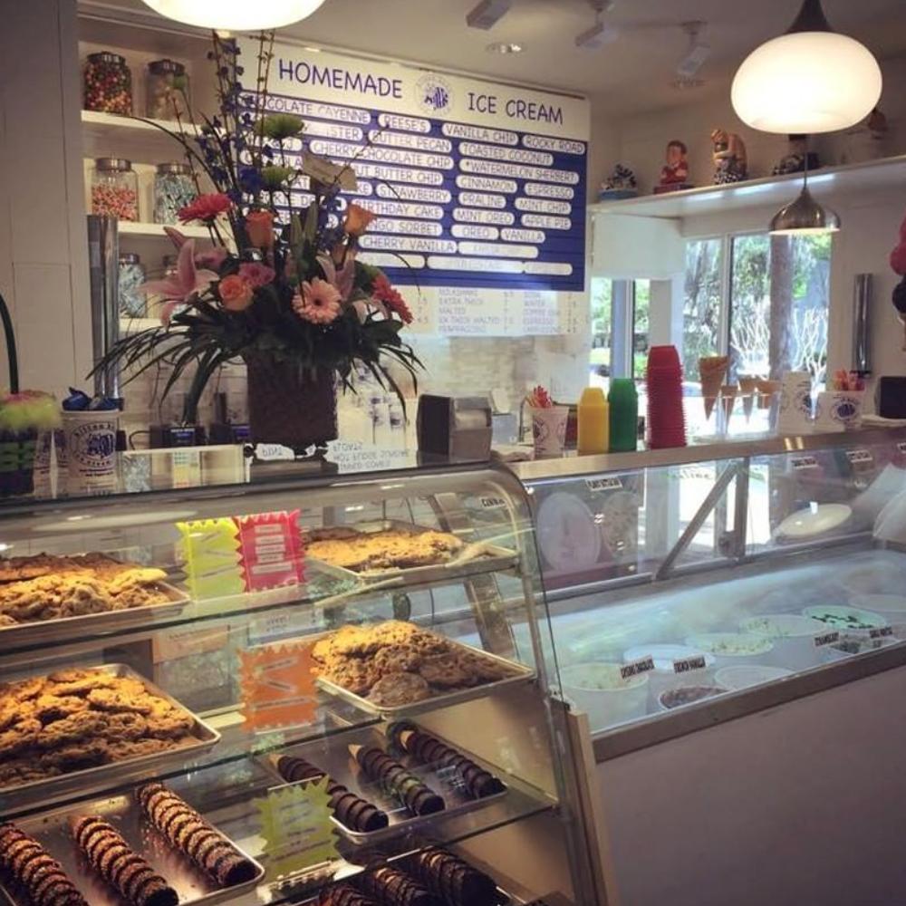 Hilton Head Ice Cream Shop