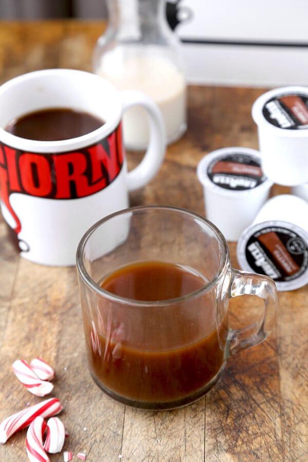 Holiday Coffee Irish Mugs