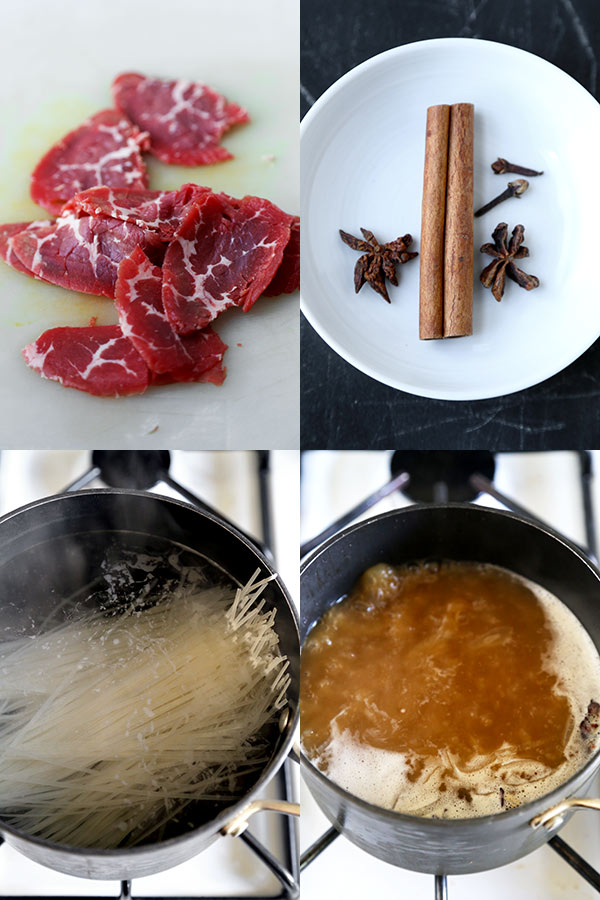 Easy Beef Pho Soup Recipe - Phở Bò | Pickled Plum Food And ...