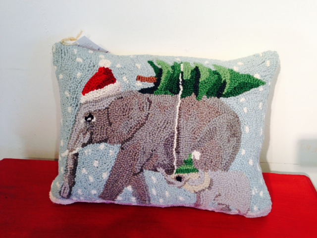 Hand Stitched Animal Hook Pillows Picklee On Spring