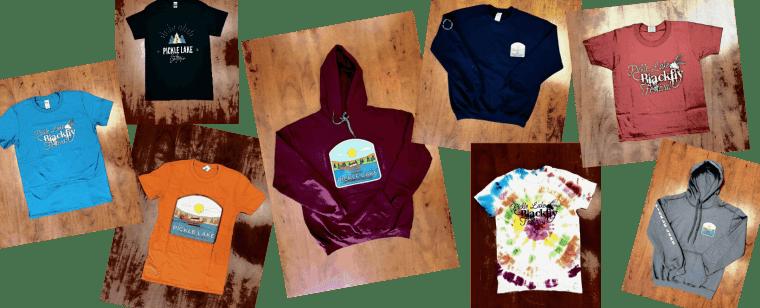 Pickle Lake merchandise