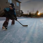 Tips On How To Make Your Own Diy Backyard Skating Rink Pickle Planet Moncton