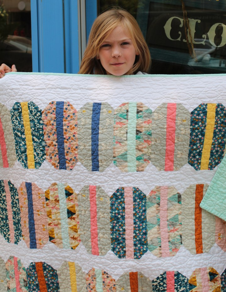 Elle's French Macaron Quilt
