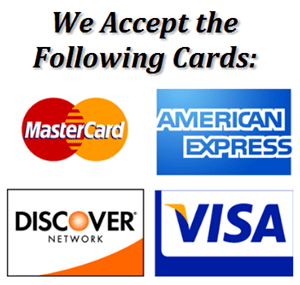 Who Accepts American Express >> We Accept Visa American Express Master Card Discover Picklex 20
