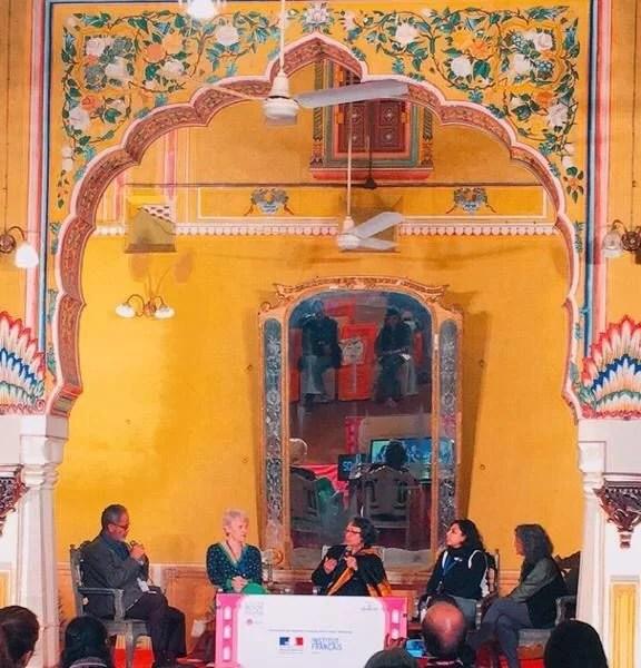 Our Jaipur Book Mark Debut