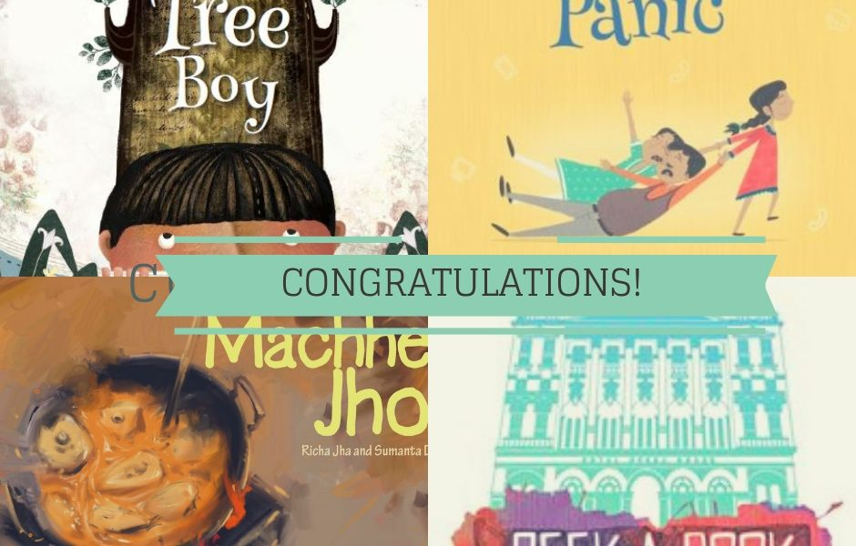 Three Pickle Yolk Titles Shortlisted at Peek-a-Book Children's Choice Awards 2018
