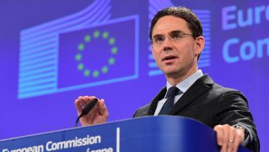 Jyrki Katainen, vicepresidente della commissione UE