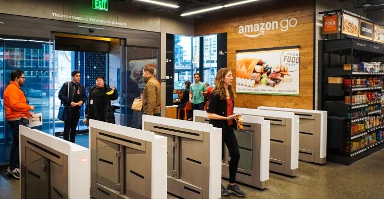 Amazon Go di Seattle (Washington)