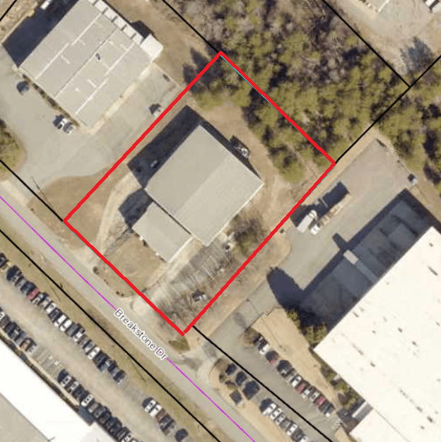 1.2 ac Zoned Industrial (parcel 066-152)