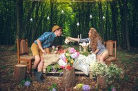 Tipps für ein romantisches Picknick zu zweit im Freien
