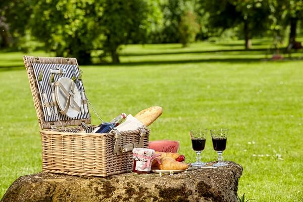 Ein Picknick