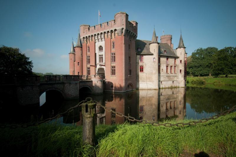 wijnendalebos picknickpoint Wes-Vlaanderen kasteel bos natuur picknicken
