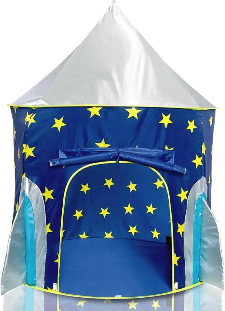USA Toyz Pop Up Rocket Ship Play Tent