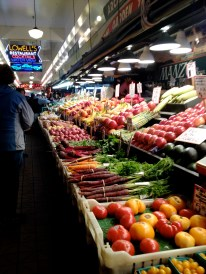 Pike Place Produce Seattle