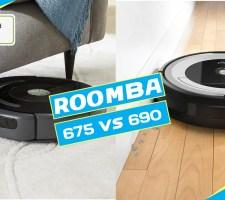 iRobot Roomba 675 vs 690