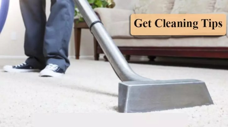 Get cleaning tips