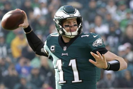Carson Wentz needs a big game in our MNF Over/Under pick between the Giants and Eagles