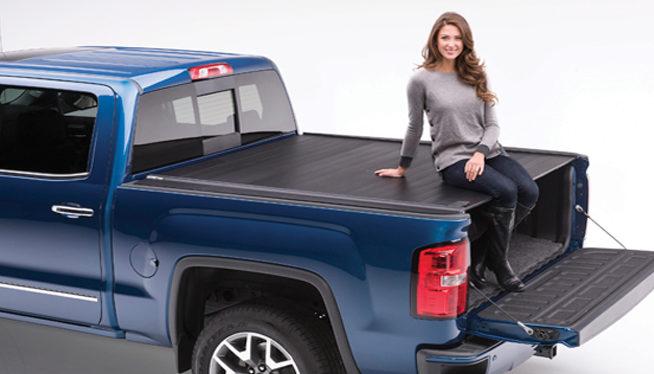 Honda Ridgeline Retrax Rullelokk Pickup Propickup Pro