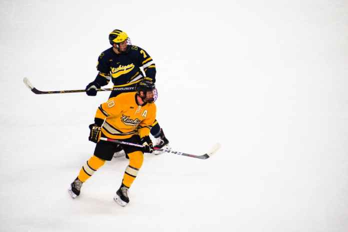 hockey Pick up lines